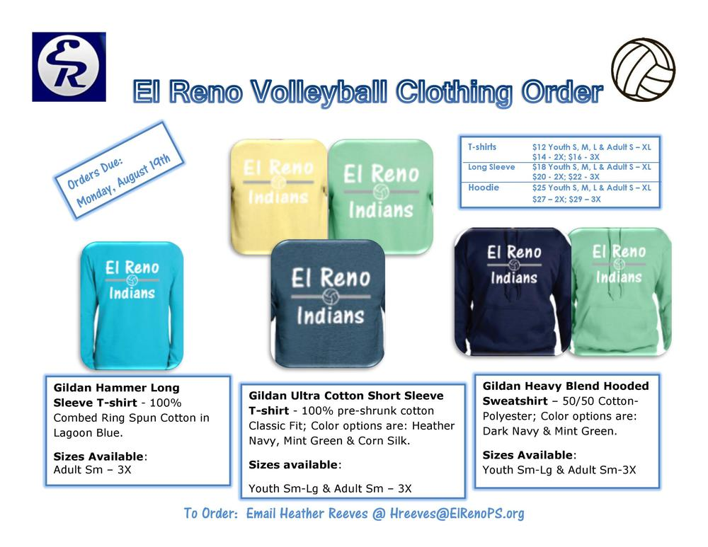 Volleyball shirts orders