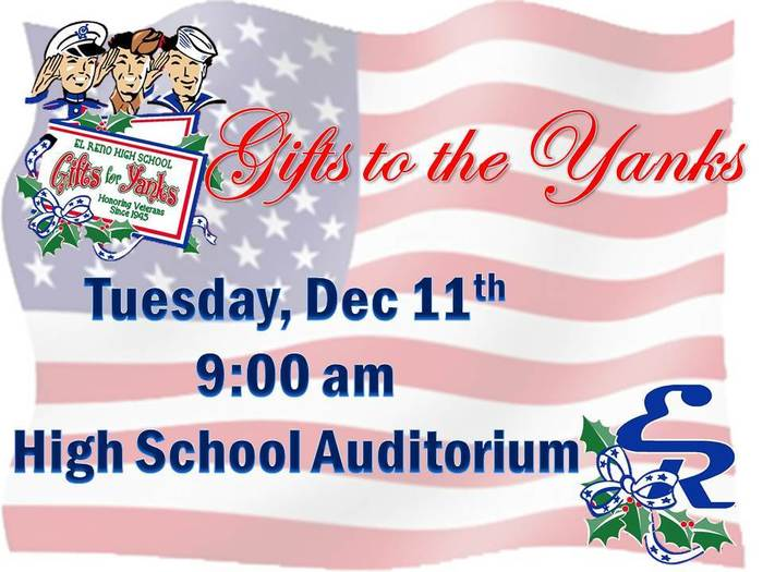 Gifts to the Yanks Assembly info