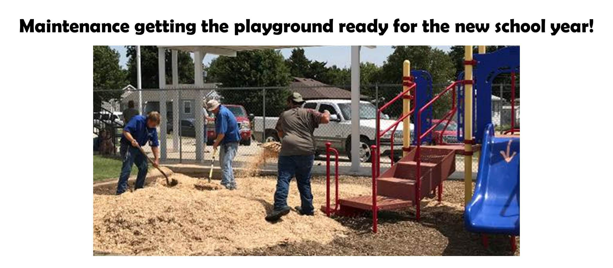 playground maintenance