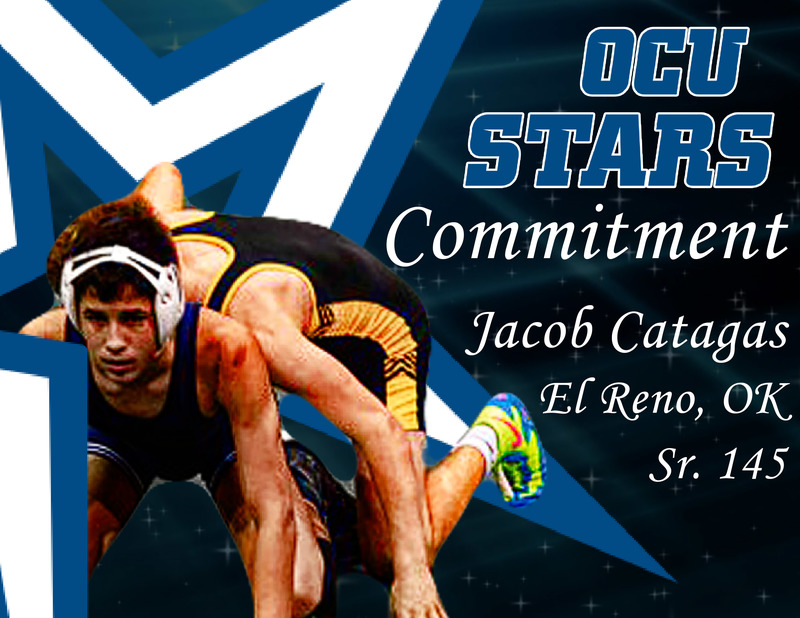 College Wrestling Commitment signing